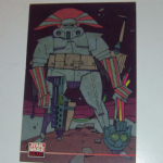 Star Wars Galaxy 1994 series 2 Topps #250 Mike McMahon Trading card